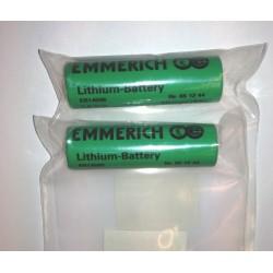 Set van 2 batterijen AA 3,6...