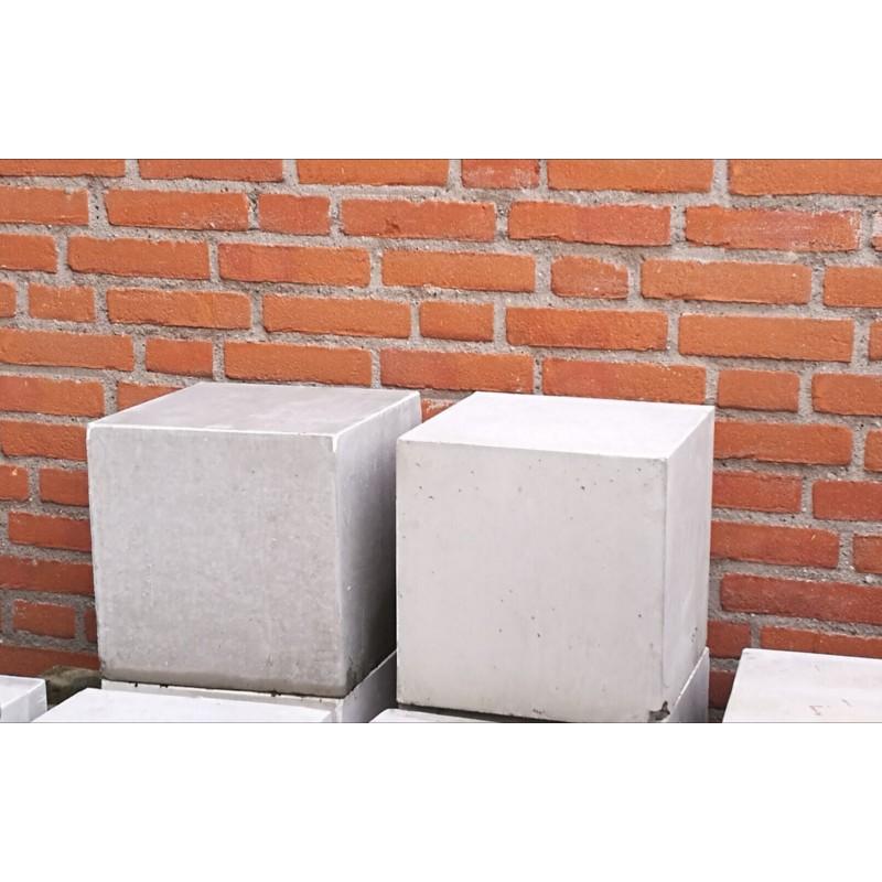 Prefab betonfundering tbv paaltje of vangpaal